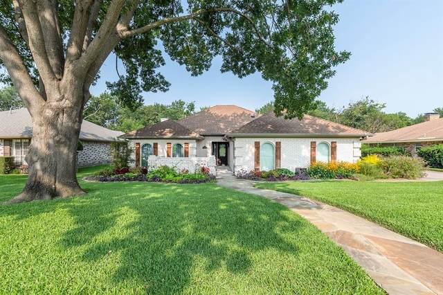 829 Norton Drive, Mesquite, TX 75149 (MLS #14665587) :: Real Estate By Design