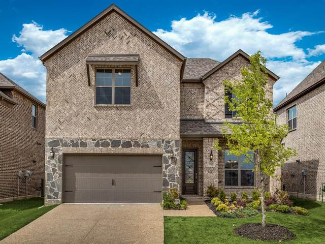 6120 Horsetail Drive, Mckinney, TX 75071 (MLS #14665600) :: Real Estate By Design