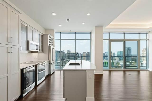 2619 Mckinney #1908, Dallas, TX 75204 (MLS #14665601) :: Robbins Real Estate Group