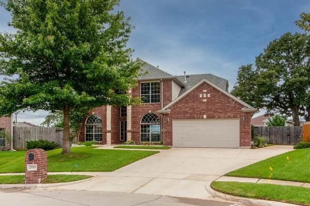 2115 Lexington Drive, Mansfield, TX 76063 (MLS #14665624) :: EXIT Realty Elite