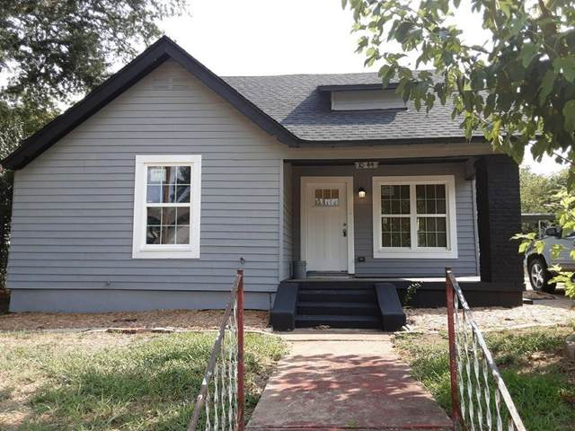 1044 E Ramsey Avenue, Fort Worth, TX 76104 (MLS #14665627) :: The Chad Smith Team