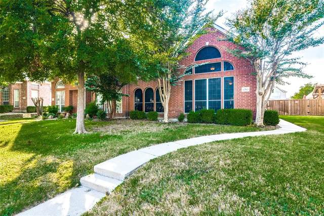 6763 Winston Drive, Frisco, TX 75035 (MLS #14665654) :: Real Estate By Design