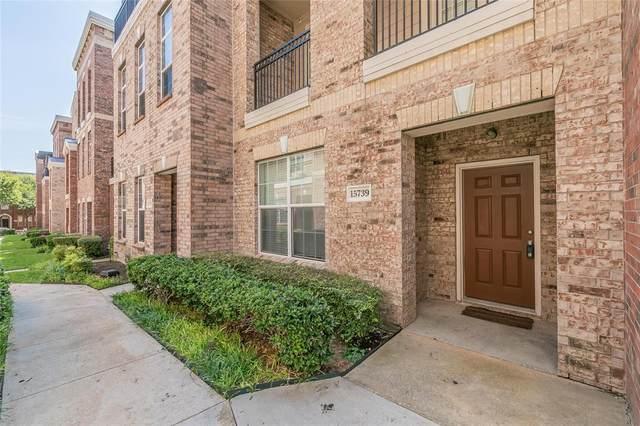 15739 Seabolt #29, Addison, TX 75001 (MLS #14665684) :: Real Estate By Design