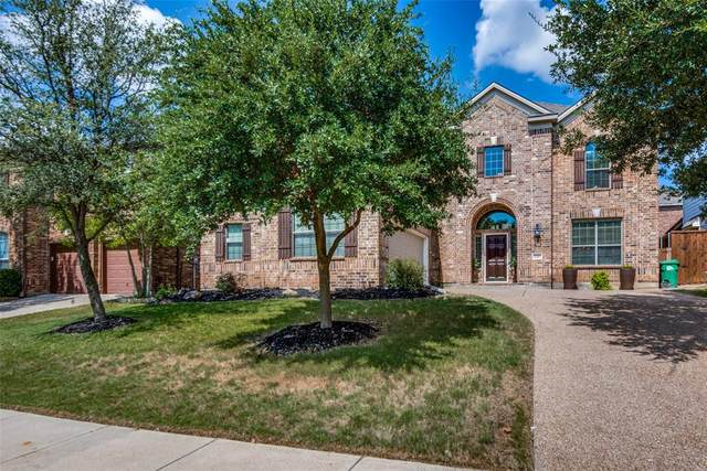 3309 Marymount Drive, Denton, TX 76210 (MLS #14665704) :: Russell Realty Group