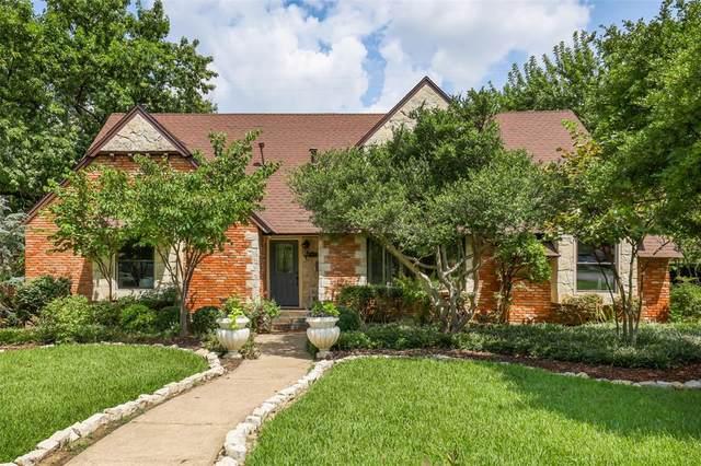 3665 Townsend Drive, Dallas, TX 75229 (MLS #14665706) :: Real Estate By Design