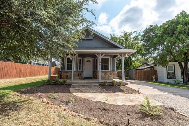 1106 Hanover Street, Weatherford, TX 76086 (MLS #14665726) :: Robbins Real Estate Group