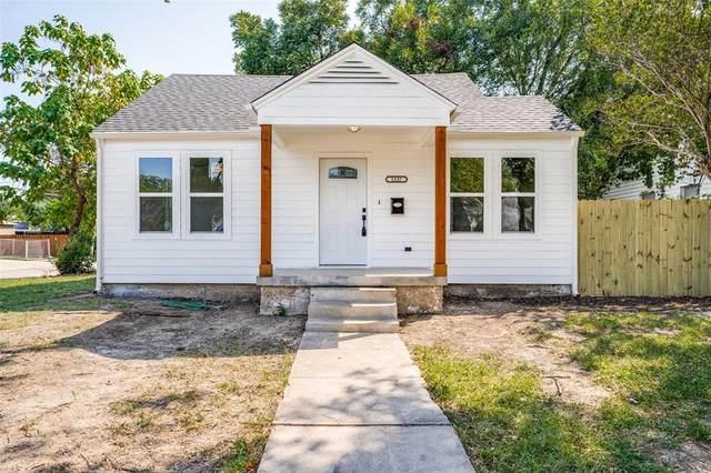 1537 Ruea Street, Grand Prairie, TX 75050 (MLS #14665729) :: Real Estate By Design