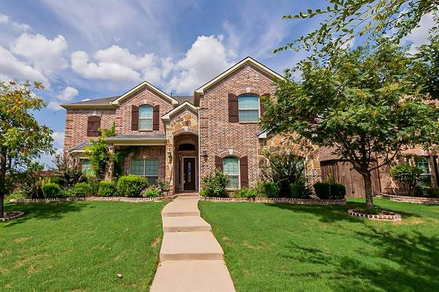 3510 Copper Point Lane, Frisco, TX 75034 (MLS #14665745) :: Russell Realty Group
