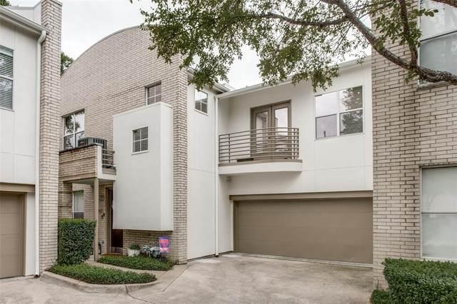 3931 Wycliff Avenue, Dallas, TX 75219 (MLS #14665769) :: VIVO Realty