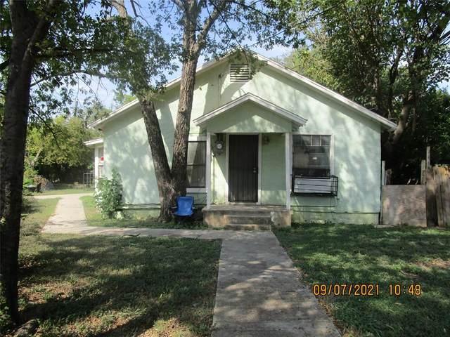 1418 Hendricks Street, Fort Worth, TX 76105 (MLS #14665783) :: Real Estate By Design