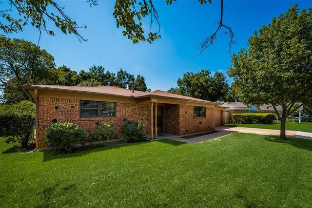 7616 Evergreen Road, Richland Hills, TX 76118 (MLS #14665796) :: The Property Guys