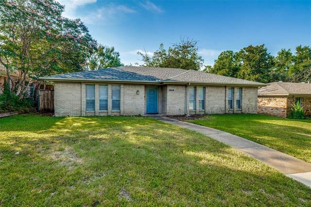 1412 Oakhill Drive, Plano, TX 75075 (MLS #14665813) :: Real Estate By Design