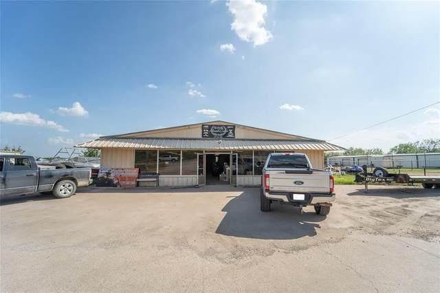 2111 W Walker Street, Breckenridge, TX 76424 (MLS #14665820) :: Robbins Real Estate Group