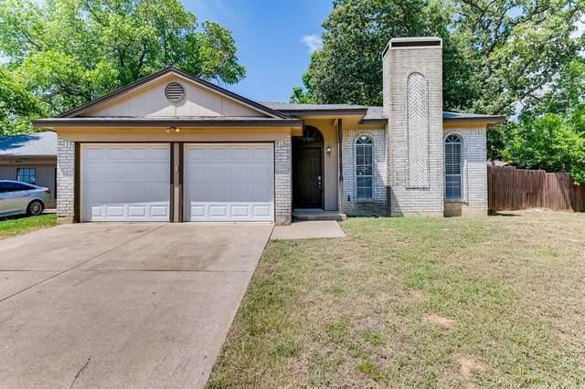 5008 Santa Fe Court, Arlington, TX 76017 (MLS #14665836) :: Real Estate By Design
