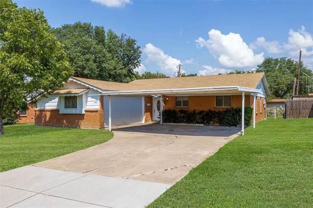 4525 Nadine Drive, Haltom City, TX 76117 (MLS #14665839) :: Real Estate By Design