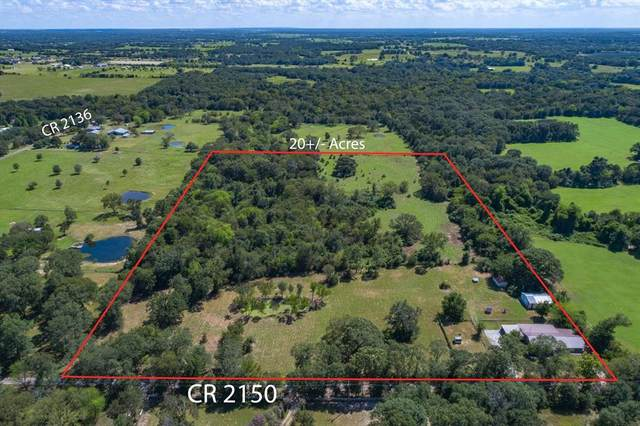 951 Vz County Road 2150, Wills Point, TX 75169 (MLS #14665879) :: The Rhodes Team