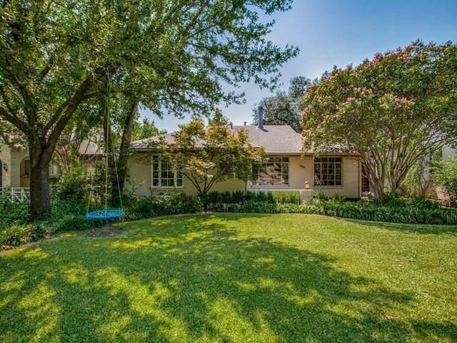 6848 Casa Loma Avenue, Dallas, TX 75214 (MLS #14665891) :: Real Estate By Design