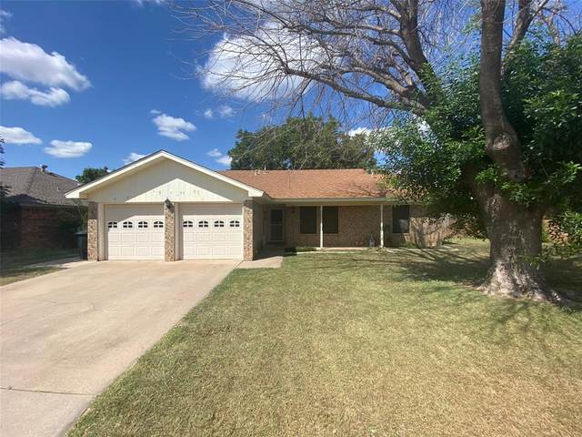 6034 Princess Lane, Abilene, TX 79606 (MLS #14665903) :: Real Estate By Design