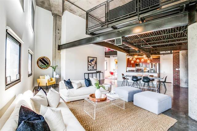 3110 Thomas Avenue #731, Dallas, TX 75204 (#14665909) :: Homes By Lainie Real Estate Group