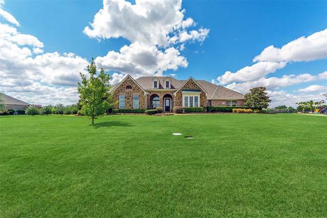 116 Rockland Trail, Lucas, TX 75002 (MLS #14665938) :: Real Estate By Design