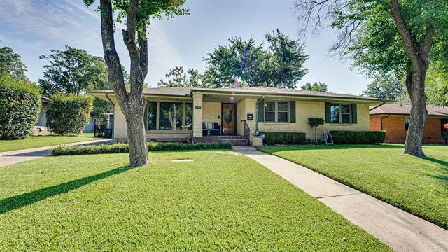 1026 Majors Drive, Mesquite, TX 75149 (MLS #14665940) :: Epic Direct Realty