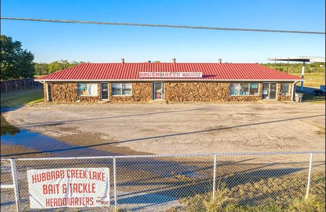 6882 Us Highway 180 W, Breckenridge, TX 76424 (MLS #14665944) :: The Star Team | Rogers Healy and Associates
