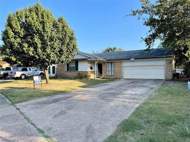 626 Wren Avenue, Duncanville, TX 75116 (MLS #14665955) :: Real Estate By Design