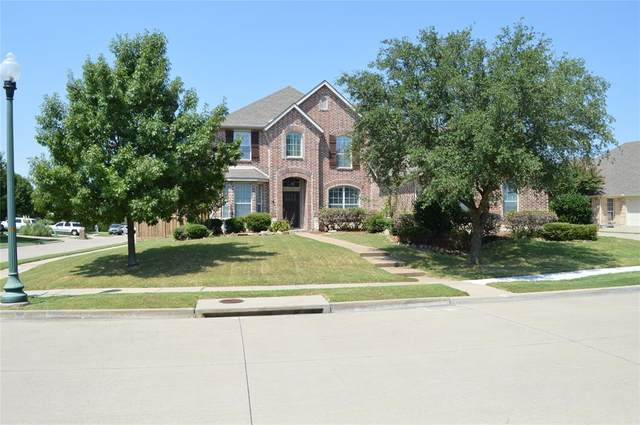 221 Bugle Call Road, Forney, TX 75126 (MLS #14665964) :: Lisa Birdsong Group | Compass