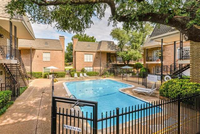 4432 Harlanwood Drive #225, Fort Worth, TX 76109 (MLS #14665983) :: Real Estate By Design
