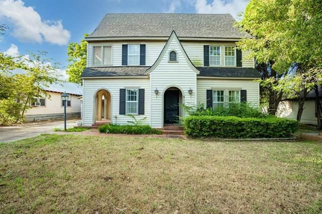 814 E Walnut Street, Hillsboro, TX 76645 (MLS #14666011) :: Robbins Real Estate Group