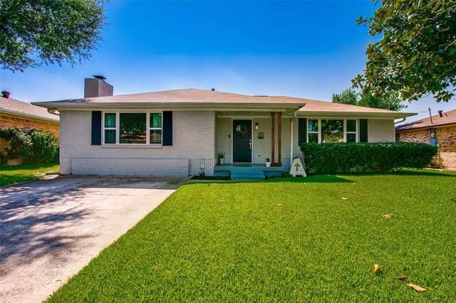8534 Sweetwood Drive, Dallas, TX 75228 (MLS #14666042) :: The Juli Black Team