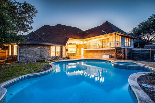 2846 Colleen Drive, Garland, TX 75043 (MLS #14666047) :: The Hornburg Real Estate Group