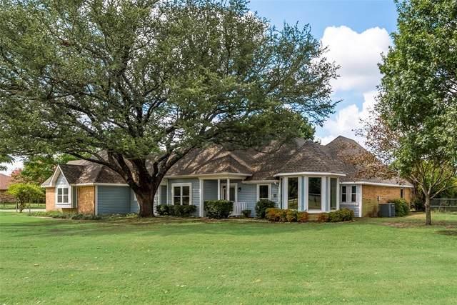 1525 E Lucas Road, Lucas, TX 75002 (MLS #14666051) :: Real Estate By Design