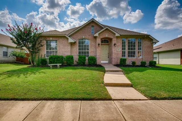 6421 Skyline Drive, The Colony, TX 75056 (MLS #14666061) :: Real Estate By Design