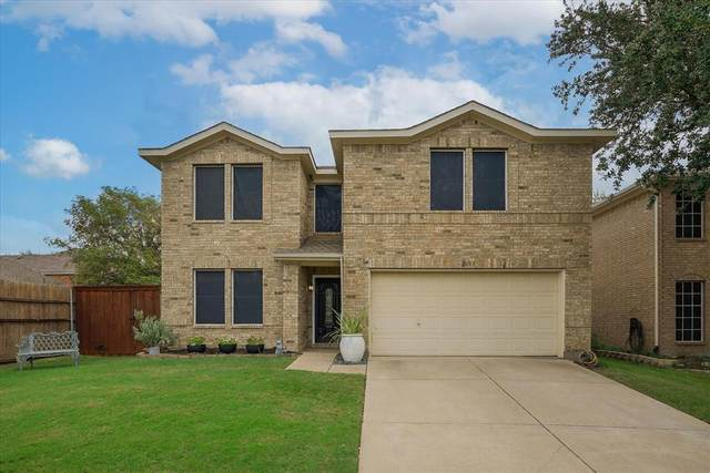 2453 Graystone Drive, Little Elm, TX 75068 (MLS #14666064) :: Real Estate By Design