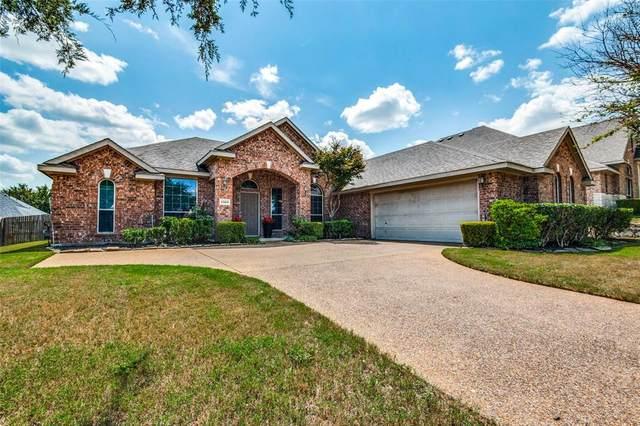 1100 Southlake Drive, Desoto, TX 75115 (MLS #14666108) :: Real Estate By Design