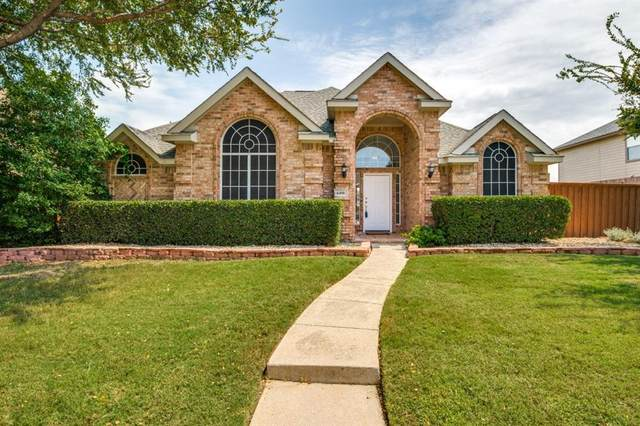 6408 Marlar Lane, The Colony, TX 75056 (MLS #14666112) :: Real Estate By Design