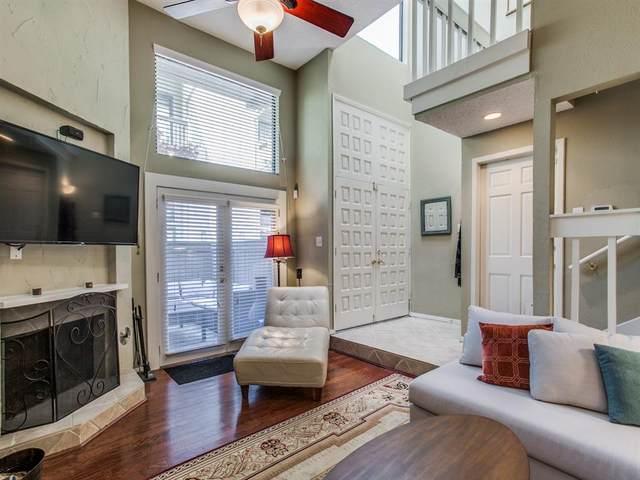 4310 Bowser Avenue #107, Dallas, TX 75219 (MLS #14666125) :: Robbins Real Estate Group