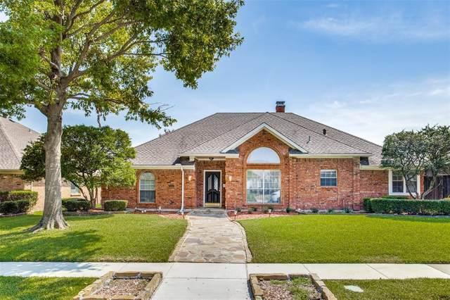 3312 Portside Lane, Plano, TX 75023 (MLS #14666128) :: Craig Properties Group