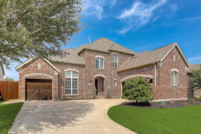 8369 Lewis Canyon Drive, Frisco, TX 75036 (MLS #14666133) :: Real Estate By Design