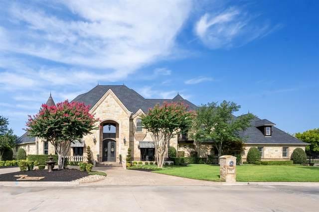 150 E Continental Boulevard, Southlake, TX 76092 (MLS #14666139) :: Epic Direct Realty