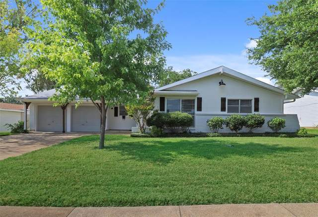 2827 Old North Road, Farmers Branch, TX 75234 (MLS #14666145) :: Real Estate By Design