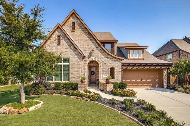6516 Alderbrook Place, Mckinney, TX 75071 (MLS #14666156) :: Lisa Birdsong Group | Compass