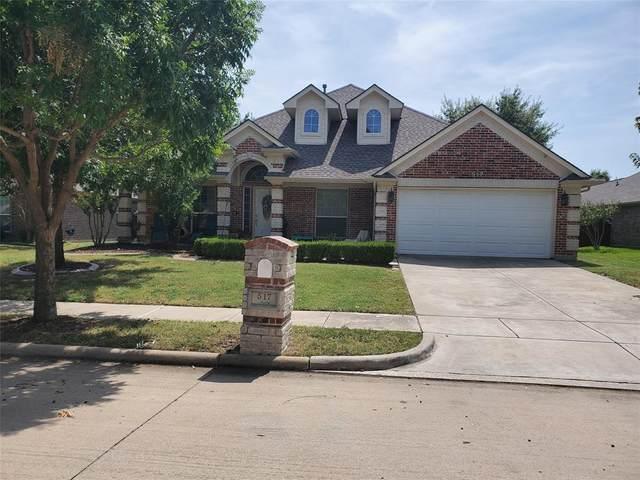517 Acorn Court, Saginaw, TX 76179 (MLS #14666160) :: The Mitchell Group