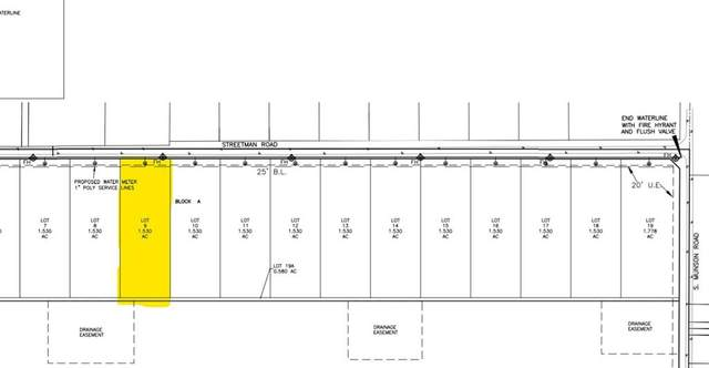 0000 Streetman Road, Royse City, TX 75189 (MLS #14666170) :: Robbins Real Estate Group