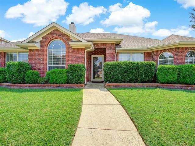 4813 Basil Drive, Mckinney, TX 75070 (MLS #14666223) :: Trinity Premier Properties