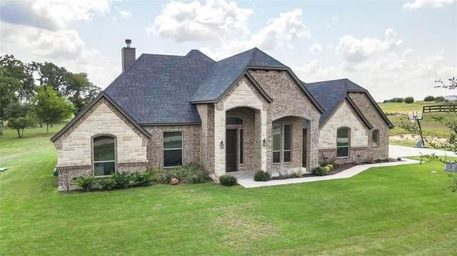 1720 Mcclendon Road, Weatherford, TX 76088 (MLS #14666225) :: EXIT Realty Elite