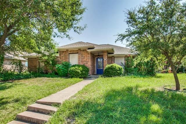 504 N Winding Oaks Drive, Wylie, TX 75098 (MLS #14666230) :: Real Estate By Design
