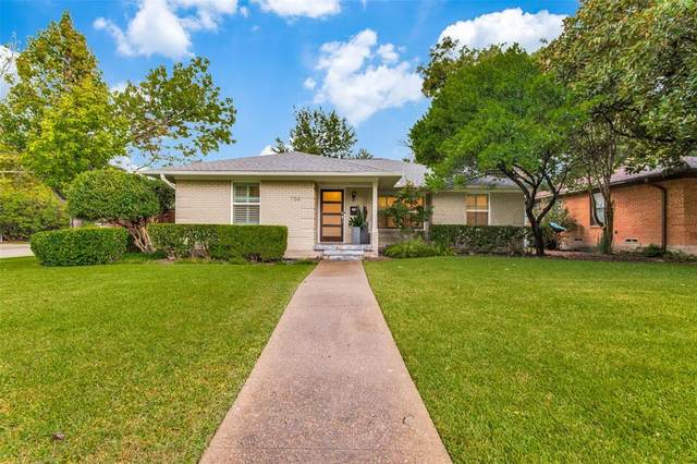 7158 Bennington Drive, Dallas, TX 75214 (MLS #14666243) :: All Cities USA Realty