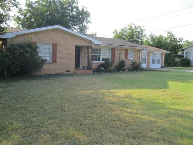 407 N Dubois Avenue, Breckenridge, TX 76424 (MLS #14666262) :: Real Estate By Design